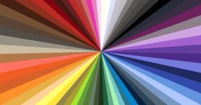 Особенности выбора мебели по цвету
